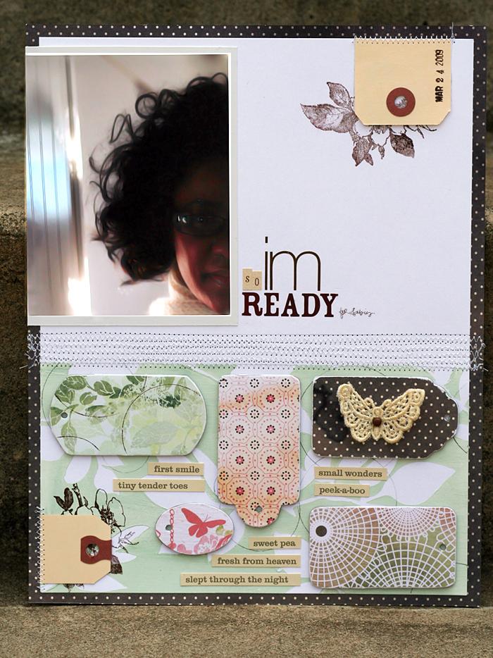 [ I'm So Ready // 2009 ]