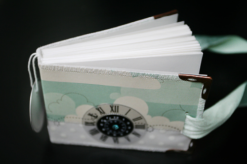 [ These Are the Days: handmade book // 2008 ]