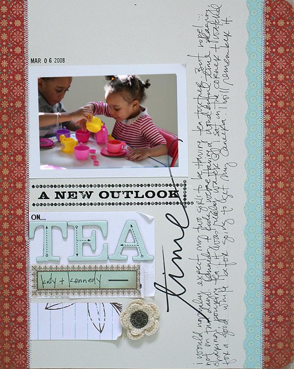 [ Tea Time // 2008 ]
