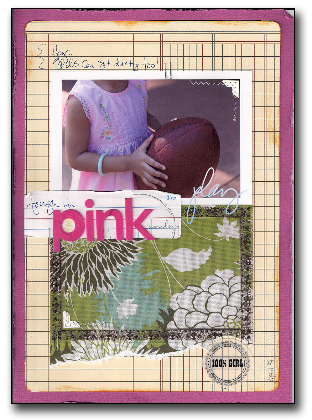 [ Tough In Pink // 2007 ]