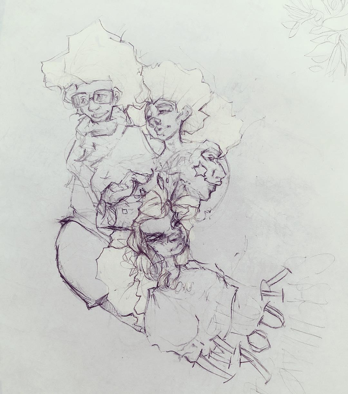 [ Adventure Time // 2018 // Pencil ]